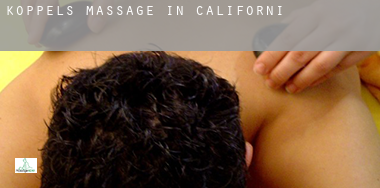 Koppels massage in  Californië