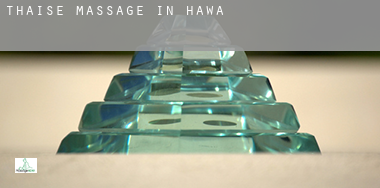 Thaise massage in  Hawaï