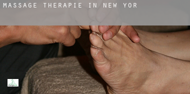 Massage therapie in  New York