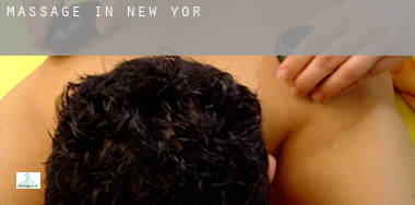 Massage in  New York