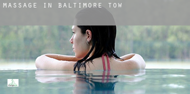 Massage in  Baltimore Town